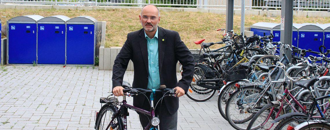 Hans-Werner Ignatowitz - Fahrrad