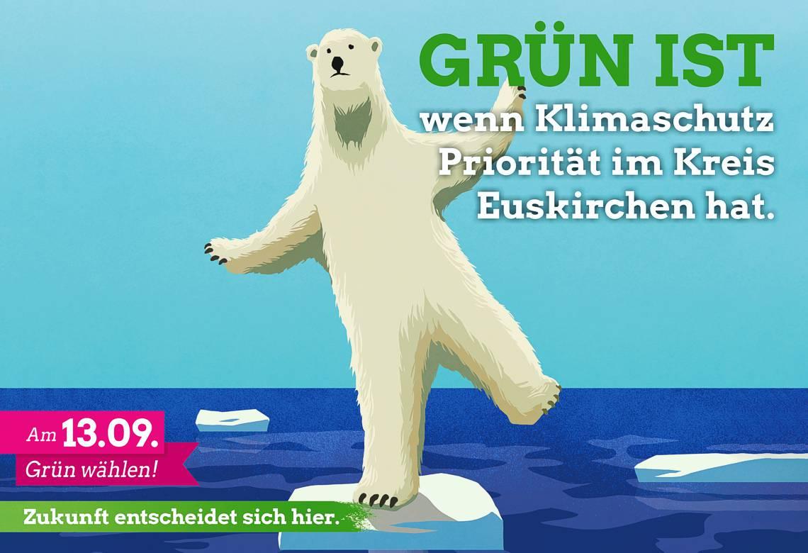 Hans-Werner Ignatowitz - Grün ist wenn Klimaschutz Priorität im Kreis Euskirchen hat